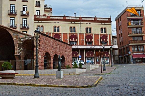 1225_1_Plaza de la Fuente del Leon (2). Turrismo Barcelona
